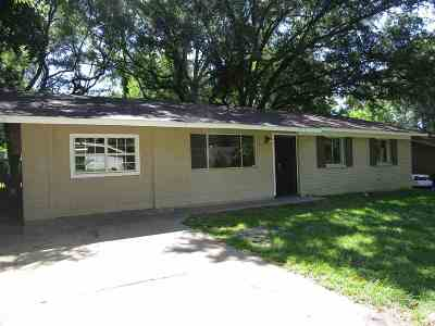 Jackson Single Family Home For Sale: 2958 Kentwood Dr