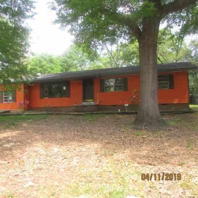 Jackson Single Family Home For Sale: 2812 Revere St