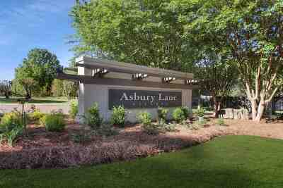 Pearl Residential Lots & Land For Sale: Asbury Lane Dr