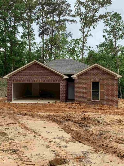 Rankin County Single Family Home Contingent/Pending: 241 Trudy Ln