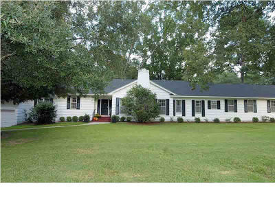 Jackson Single Family Home For Sale: 3600 Old Canton Rd