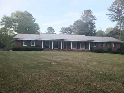 Simpson County Single Family Home For Sale: 621 NW Magnolia Ave