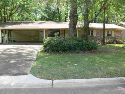 Jackson Single Family Home For Sale: 1539 Dorgan St