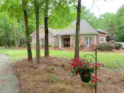 Brandon Single Family Home For Sale: 125 Tullos Cv