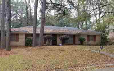Jackson Single Family Home For Sale: 1271 Woodfield Dr