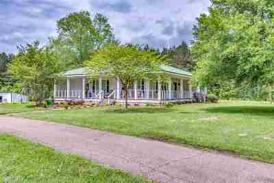 Brandon Single Family Home For Sale: 4734 Hwy 18 Hwy