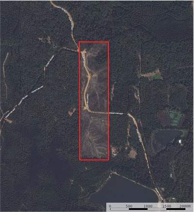 Attala County Residential Lots & Land For Sale: Attala County Rd 4227