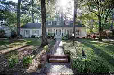 Jackson Single Family Home Contingent/Pending: 4068 Eastwood Pl