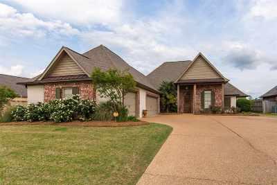 Brandon Single Family Home For Sale: 116 Huntington View