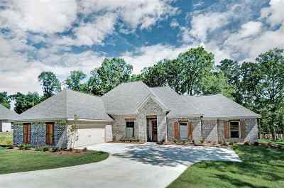 Pearl Single Family Home For Sale: 592 Asbury Lane Dr