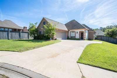 Pearl Single Family Home Contingent/Pending: 206 Village Place