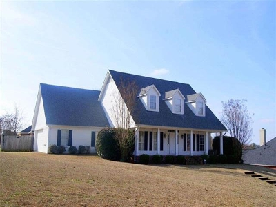 Rankin County Single Family Home For Sale: 401 Overland Cv