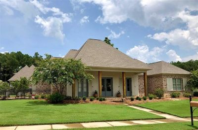 Reunion Single Family Home For Sale: 116 Edgewood Dr