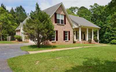 Rankin County Single Family Home Contingent/Pending: 106 Mickie Dr