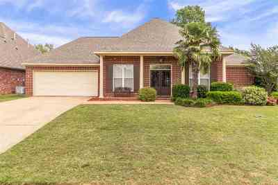 Pearl Single Family Home For Sale: 110 Lake Pointe Dr