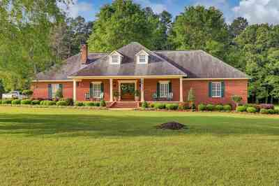 Simpson County Single Family Home For Sale: 285 Old Magee Rd