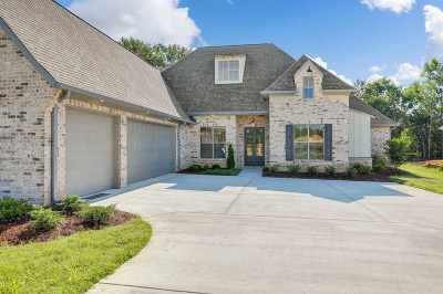 Canton Single Family Home Contingent/Pending: 124 Coventry Ln