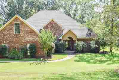 Hinds County Single Family Home For Sale: 16 Lakeview Dr