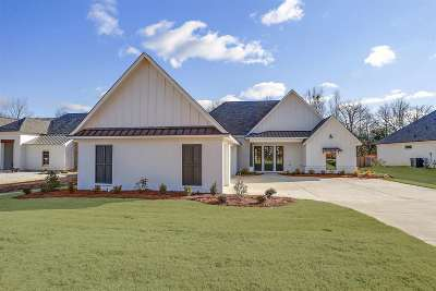 Canton Single Family Home For Sale: 114 Coventry Ln