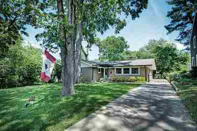 Jackson Single Family Home Contingent/Pending: 3508 Galloway Ave