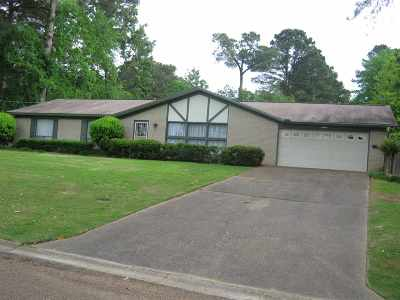 Hinds County Single Family Home Contingent/Pending: 5944 Baxter Dr