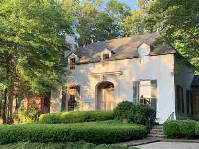 Hinds County Single Family Home Contingent/Pending: 4080 Boxwood Cir