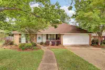 Brandon Single Family Home For Sale: 409 Busick Well Rd