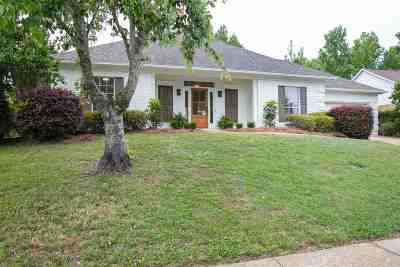 Brandon Single Family Home For Sale: 1023 Cumberland Dr