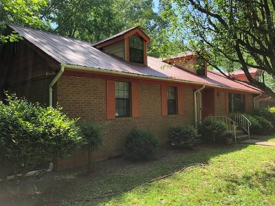 Scott County Single Family Home Contingent/Pending: 575 N Old Hwy 21