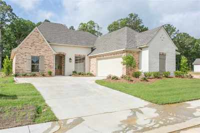 Flowood Single Family Home For Sale: 174 Grace Dr