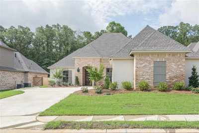 Flowood Single Family Home For Sale: 180 Grace Dr