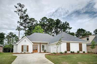 Flowood Single Family Home For Sale: 330 Royal Pond Circle