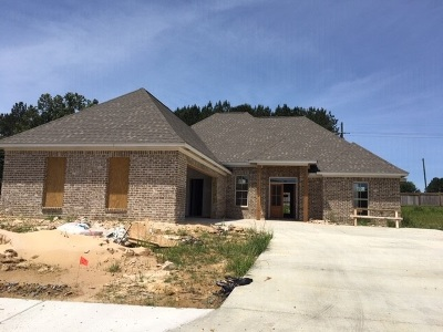Madison County Single Family Home For Sale: 150 Western Ridge Cr
