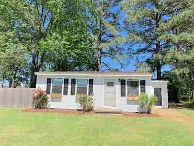 Rankin County Single Family Home For Sale: 510 Hilda St
