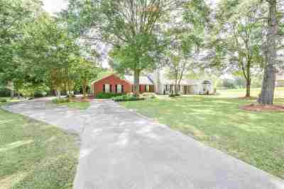 Hinds County Single Family Home For Sale: 152 McCarty Rd