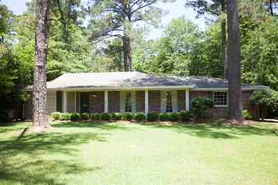 Jackson Single Family Home For Sale: 2208 Meadowbrook Rd