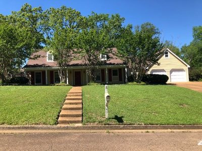 Jackson Single Family Home For Sale: 1618 Pear Orchard Pl