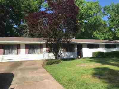 Hinds County Single Family Home For Sale: 3210 Longwood Dr