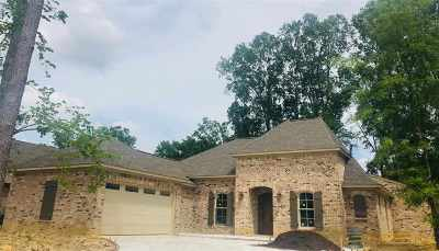 Rankin County Single Family Home Contingent/Pending: 67 Grandview Cir