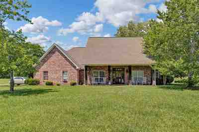 Byram Single Family Home Contingent/Pending: 500 Bellepointe Cv