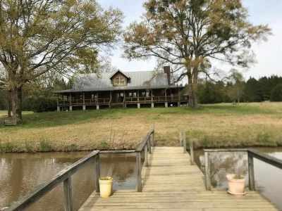 Hinds County Single Family Home For Sale: 11420 Hwy 18 Hwy