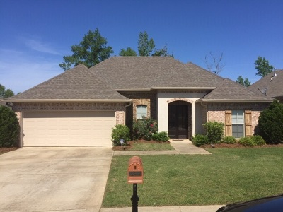 Brandon Single Family Home Contingent/Pending: 244 Greenfield Ridge Dr