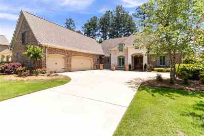 Madison Single Family Home For Sale: 309 Culley's Stand Rd