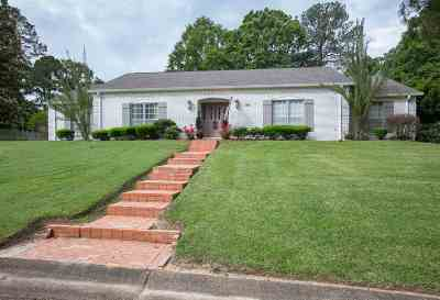 Hinds County Single Family Home For Sale: 5405 River Thames Rd