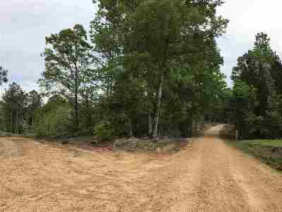Neshoba County Residential Lots & Land For Sale: County Rd 1123