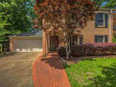 Jackson Single Family Home Contingent/Pending: 247 Park Lane Pl
