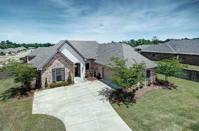Flowood Single Family Home Contingent/Pending: 281 Bellamy Ct