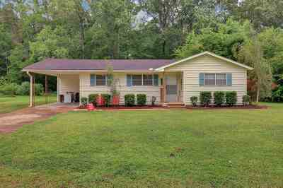 Richland Single Family Home Contingent/Pending: 403 Shady Lane