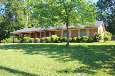 Madison County Single Family Home Contingent/Pending: 1320 McDonald Ave
