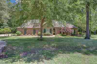 Rankin County Single Family Home Contingent/Pending: 2009 Canterbury Pl West